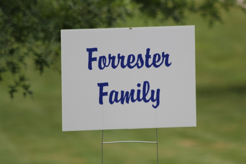 The Forrester Family