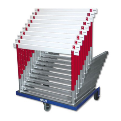 Flight Hurdle Cart
