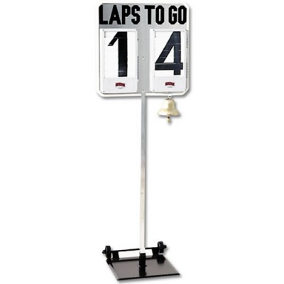 Lap Counter with Bell