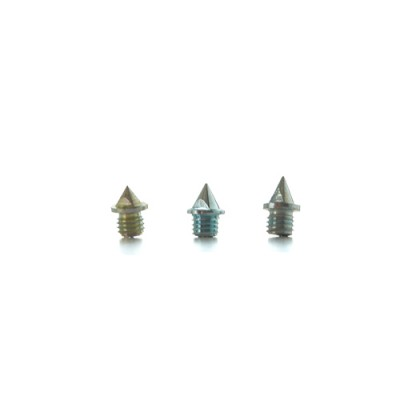 "1/8″, 3/16"" and 1/4"" Pyramid Spikes-Bag of 100"