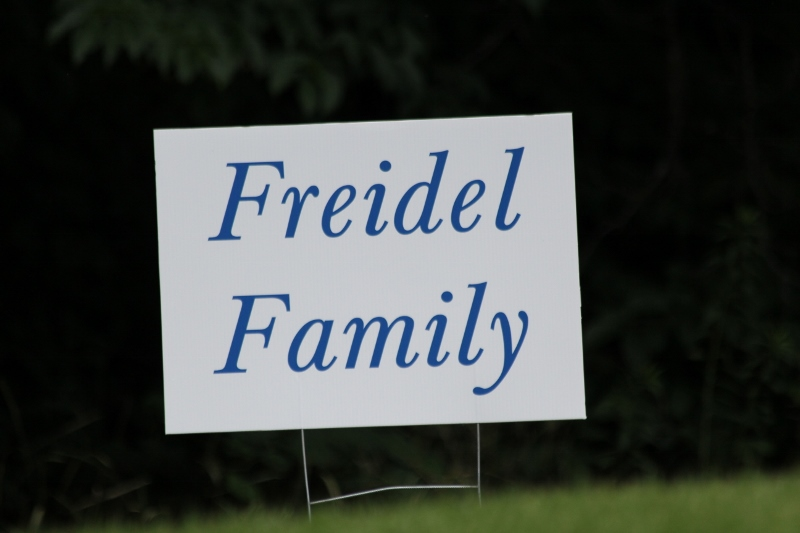 The Freidel Family